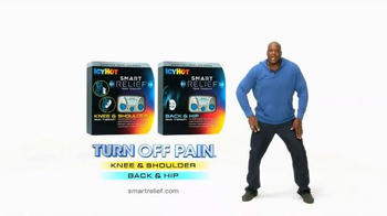 Icy Hot Smart Relief TV Spot, 'Dance Moves' Featuring Shaquille O'Neal - Thumbnail 10
