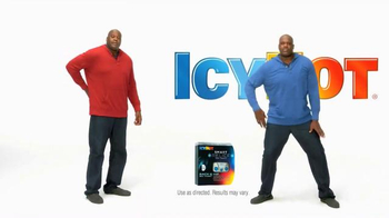 Icy Hot Smart Relief TV Spot, 'Dance Moves' Featuring Shaquille O'Neal