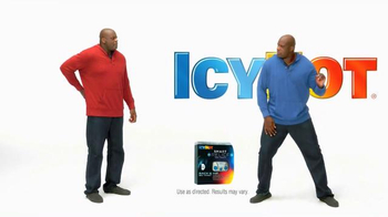 Icy Hot Smart Relief TV Spot, 'Dance Moves' Featuring Shaquille O'Neal - Thumbnail 4