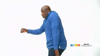 Icy Hot Smart Relief TV Spot, 'Dance Moves' Featuring Shaquille O'Neal - Thumbnail 7