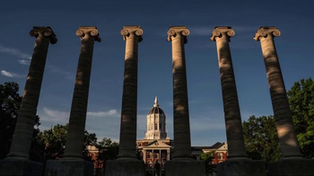University of Missouri TV Spot, 'A New Day at Mizzou' - Thumbnail 5