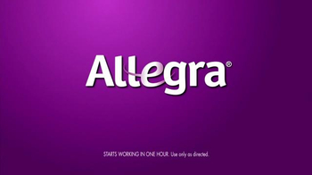 Allegra TV Spot, 'Animals Are Cute When They Sneeze, We Aren't' - Thumbnail 9