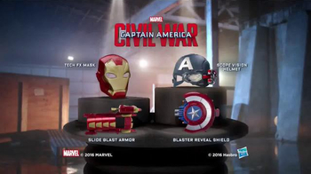 Captain America: Civil War Gear TV Spot, 'Choose' - Thumbnail 8