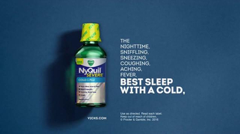 NyQuil Severe TV Spot, 'Moms Don't Take Sick Days' - Thumbnail 8