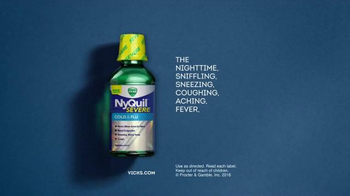 NyQuil Severe TV Spot, 'Moms Don't Take Sick Days' - Thumbnail 7