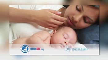 American Optometric Association TV Spot, 'Infant Eye Checkup' - Thumbnail 1