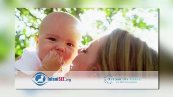 American Optometric Association TV Spot, 'Infant Eye Checkup' - Thumbnail 10