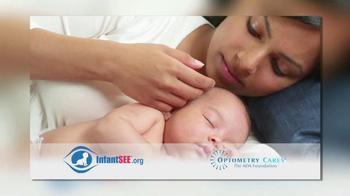 American Optometric Association TV Spot, 'Infant Eye Checkup' - Thumbnail 2