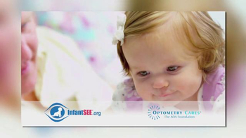 American Optometric Association TV Spot, 'Infant Eye Checkup' - Thumbnail 3