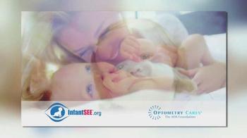 American Optometric Association TV Spot, 'Infant Eye Checkup' - Thumbnail 4