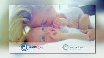 American Optometric Association TV Spot, 'Infant Eye Checkup' - Thumbnail 5