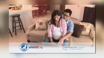 American Optometric Association TV Spot, 'Infant Eye Checkup' - Thumbnail 7