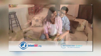 American Optometric Association TV Spot, 'Infant Eye Checkup' - Thumbnail 8