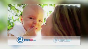 American Optometric Association TV Spot, 'Infant Eye Checkup' - Thumbnail 9