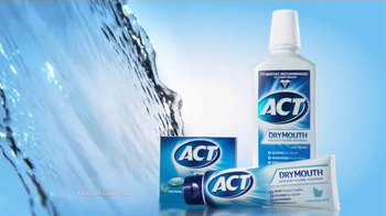 ACT Dry Mouth TV Spot, 'Confidence' - Thumbnail 3