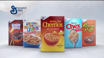 General Mills TV Spot, 'As Real as Kids: Grocery Store' - Thumbnail 8