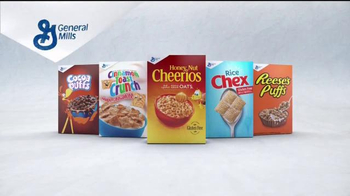 General Mills TV Spot, 'As Real as Kids: Grocery Store' - Thumbnail 9