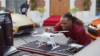 Nissan TV Spot, 'Heisman House: Welcome to the House' Song by Thin Lizzy - 17 commercial airings
