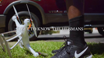 Nissan TV Spot, 'Heisman House: Welcome to the House' Song by Thin Lizzy - Thumbnail 7