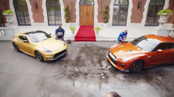 Nissan TV Spot, 'Heisman House: Welcome to the House' Song by Thin Lizzy - Thumbnail 2