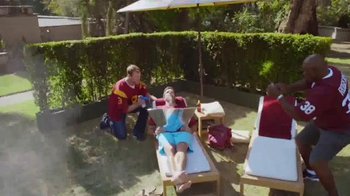 Nissan TV Spot, 'Heisman House: Welcome to the House' Song by Thin Lizzy - Thumbnail 5