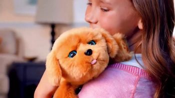 Little Live Pets Snuggles TV Spot, 'My Dream Puppy' - Thumbnail 7