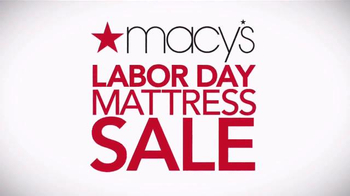 Macy's Labor Day Mattress Sale TV Spot, 'Special Financing' - Thumbnail 7