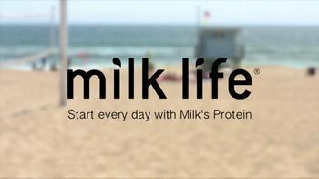 Milk Life TV Spot, 'Disney Channel: It All Adds Up' Feat. Jennifer Kessy - Thumbnail 3