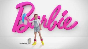 Barbie Spin Art Designer TV Spot, 'Design and Paint Your Passion' - Thumbnail 1