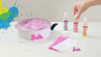 Barbie Spin Art Designer TV Spot, 'Design and Paint Your Passion' - Thumbnail 2