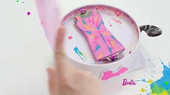 Barbie Spin Art Designer TV Spot, 'Design and Paint Your Passion' - Thumbnail 3