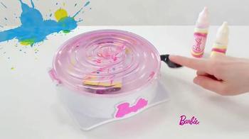 Barbie Spin Art Designer TV Spot, 'Design and Paint Your Passion' - Thumbnail 4