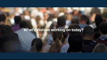 IBM Watson TV Spot, 'IBM Watson on Personalization' - 128 commercial airings