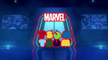 Marvel Tsum Tsum TV Spot, 'Unite' - Thumbnail 1