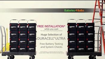 Batteries Plus TV Spot, 'Car Batteries' - Thumbnail 5