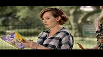 Blue Buffalo Sizzlers Bacon-Style Dog Treats TV Spot, 'Bucky and Zack' - 154 commercial airings
