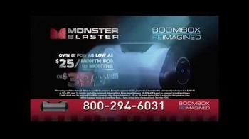 Monster Blaster TV Spot, 'Boombox Reimagined' - Thumbnail 10