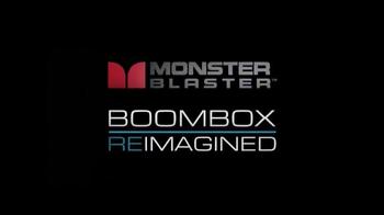 Monster Blaster TV Spot, 'Boombox Reimagined' - Thumbnail 2