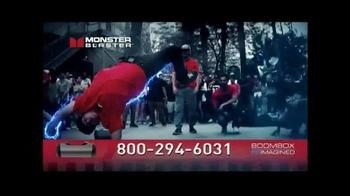 Monster Blaster TV Spot, 'Boombox Reimagined' - Thumbnail 6