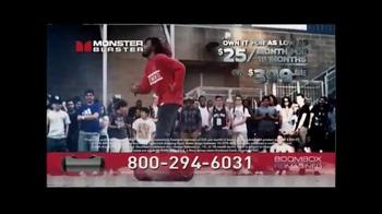Monster Blaster TV Spot, 'Boombox Reimagined' - Thumbnail 7