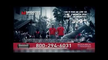 Monster Blaster TV Spot, 'Boombox Reimagined' - Thumbnail 8