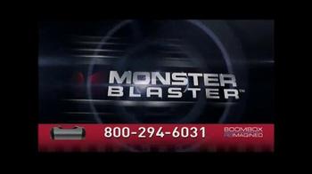 Monster Blaster TV Spot, 'Boombox Reimagined' - Thumbnail 9