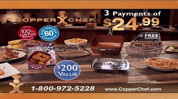 Copper Chef TV Spot, 'Bad Garage Sale' - Thumbnail 8