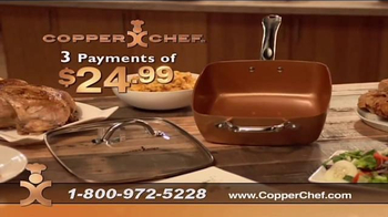 Copper Chef TV Spot, 'Bad Garage Sale'