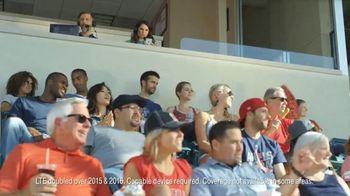 T-Mobile Extended Range LTE TV Spot, 'Watching Baseball' Ft Jessica Mendoza
