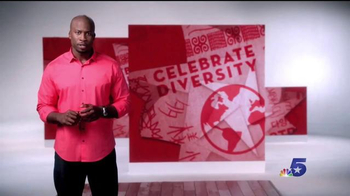 The More You Know TV Spot, 'Diversity' Featuring Akbar Gbaja-Biamila - 3 commercial airings