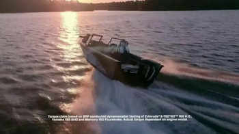 Evinrude E-Tec G2 TV Spot, 'Future of Boating' Featuring Scott Martin