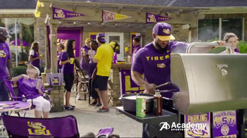 Academy Sports + Outdoors TV Spot, 'Tailgating' - Thumbnail 1