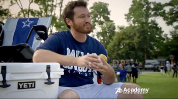 Academy Sports + Outdoors TV Spot, 'Tailgating' - Thumbnail 2