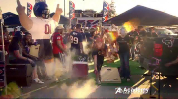 Academy Sports + Outdoors TV Spot, 'Tailgating' - Thumbnail 4